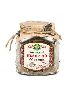 Ivan-tea with sea buckthorn fermented 110 g