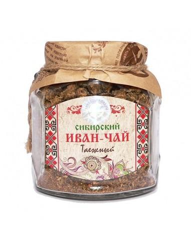 "Ivan-tea ""Taiga"" fermented 110 g"