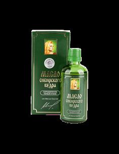 Cedar Nut Oil 100ml Original - Ringing Cedars of Russia